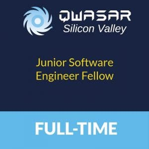 Jr Software Engineer Fellow - Full-time 2019 2