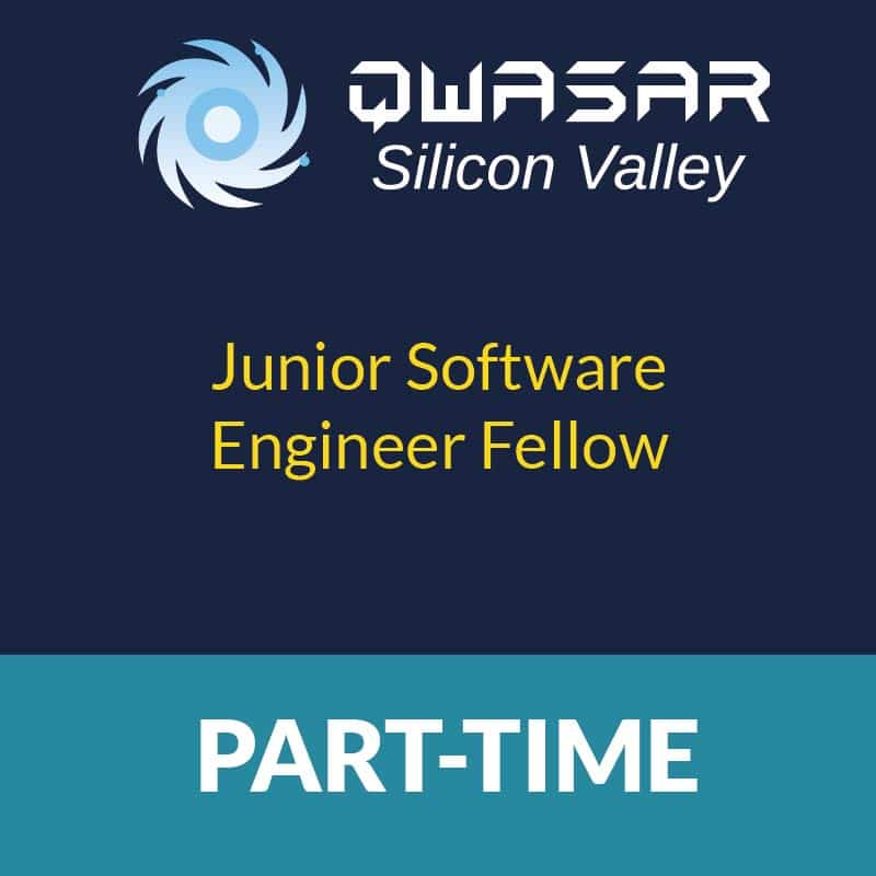 Jr Software Engineer Fellow - Part-time 2020 1