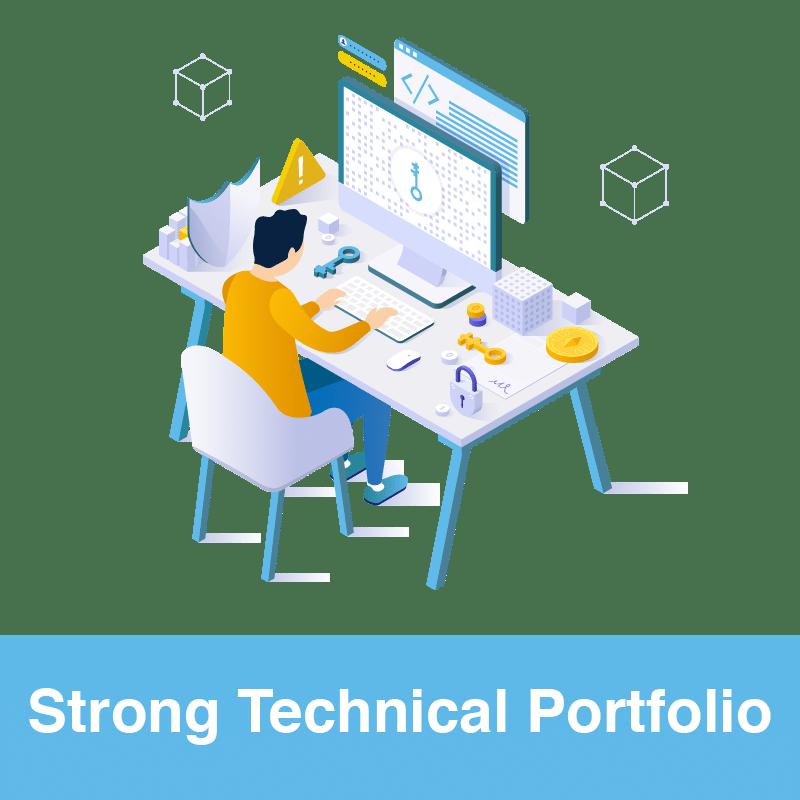 Qwasar Silicon Valley technical portfolio