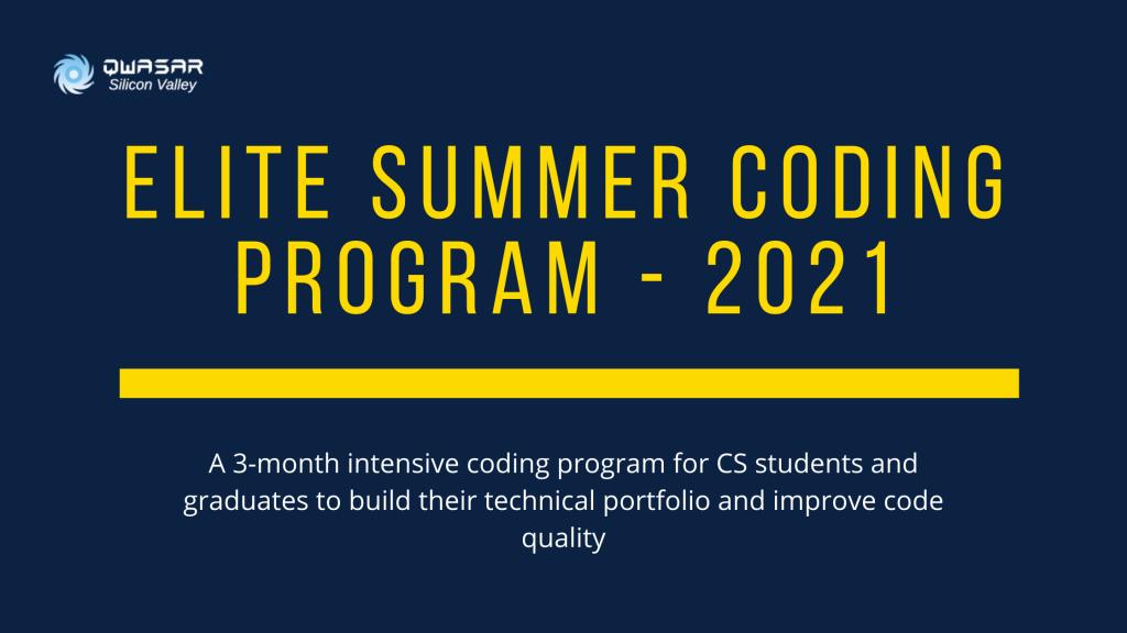 elite summer coding program